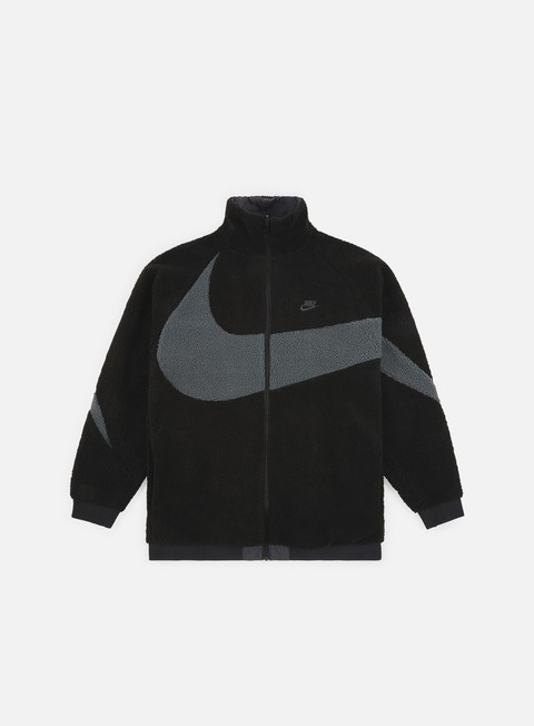 Intermediate Jackets Nike NSW Reverse Swoosh Full Zip Jacket