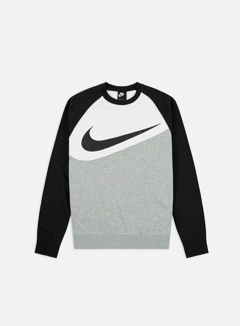 Nike NSW Swoosh FT Crewneck