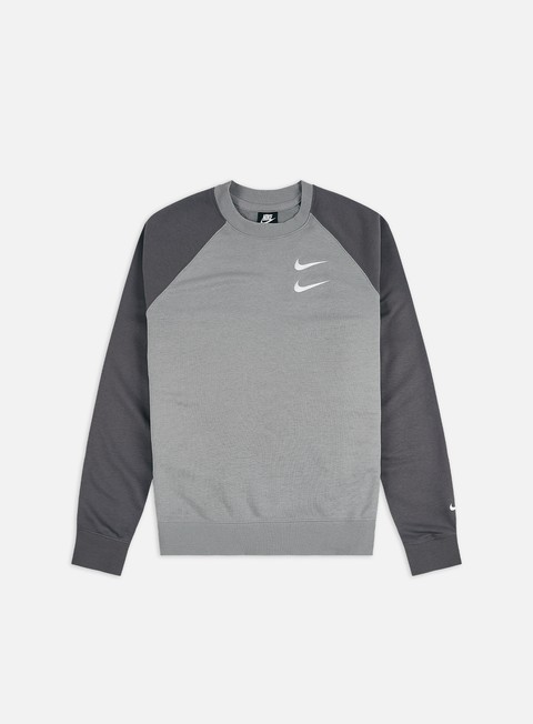 Crewneck Sweatshirts Nike NSW Swoosh FT Crewneck