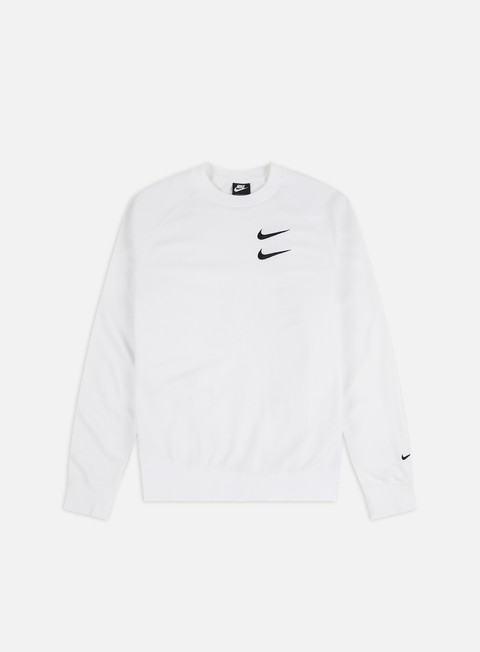 Outlet e Saldi Felpe Girocollo Nike NSW Swoosh FT Crewneck