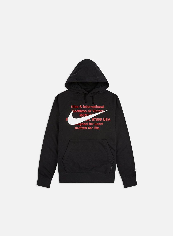 Nike NSW Swoosh FT Hoodie