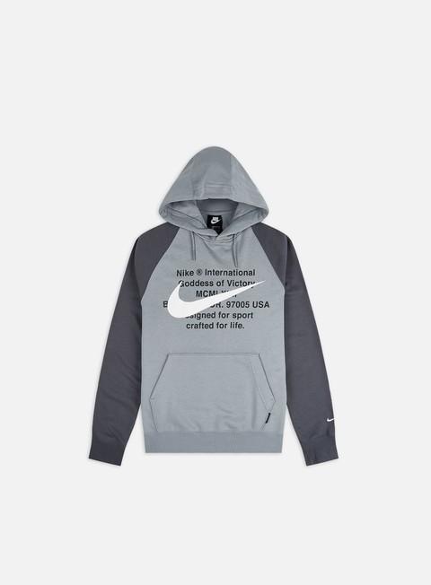 Hooded Sweatshirts Nike NSW Swoosh FT Hoodie