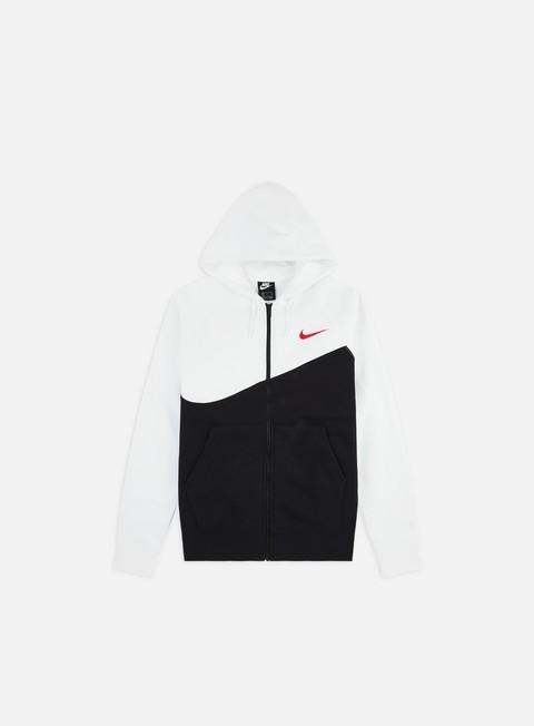 Felpe Logo Nike NSW Swoosh Full Zip Hoodie