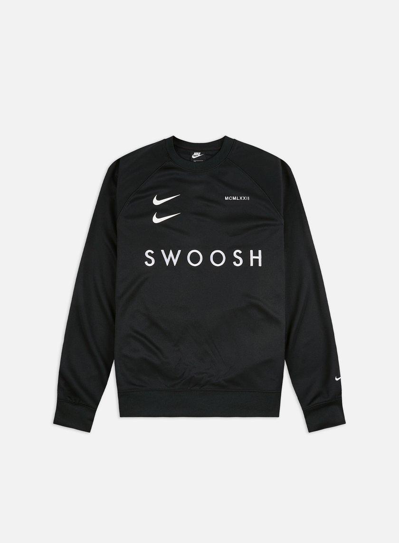Nike NSW Swoosh PK Crewneck