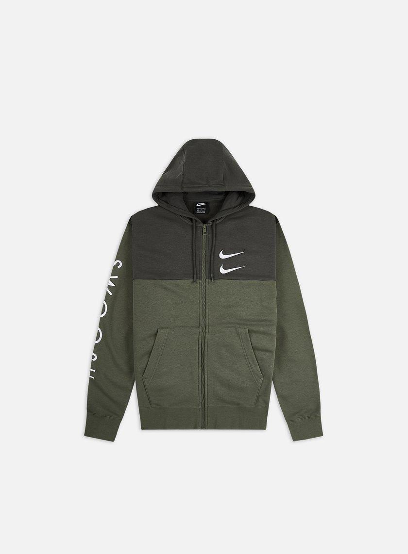 Nike NSW Swoosh SBB Full Zip Hoodie