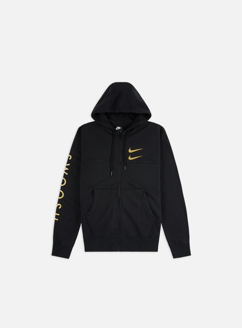 Nike NSW Swoosh SBB MTL Full Zip Hoodie