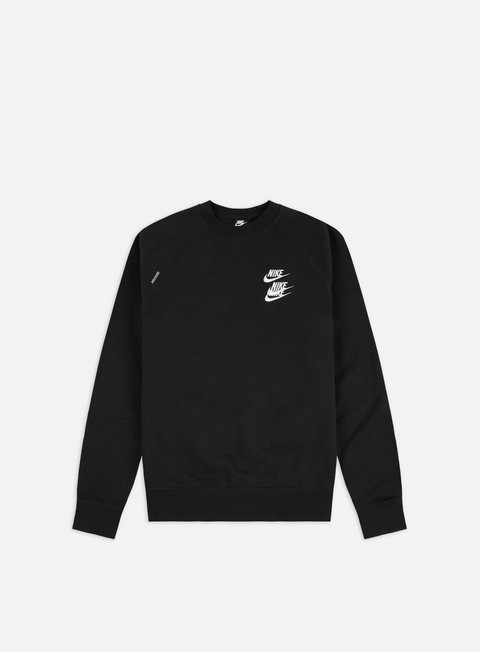 Felpe Girocollo Nike NSW World Tour Crewneck