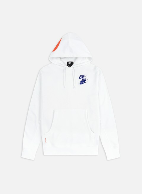Felpe con Cappuccio Nike NSW World Tour French Terry Hoodie