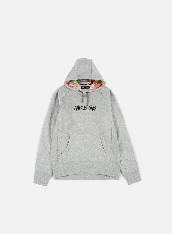 Nike SB Dry Everett Quilt Hoodie