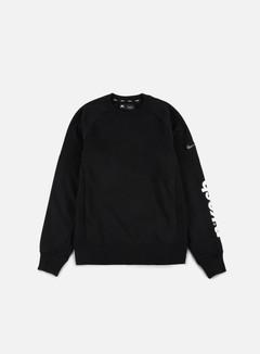Nike SB - Energy Everett Crewneck, Black/Dark Grey 1