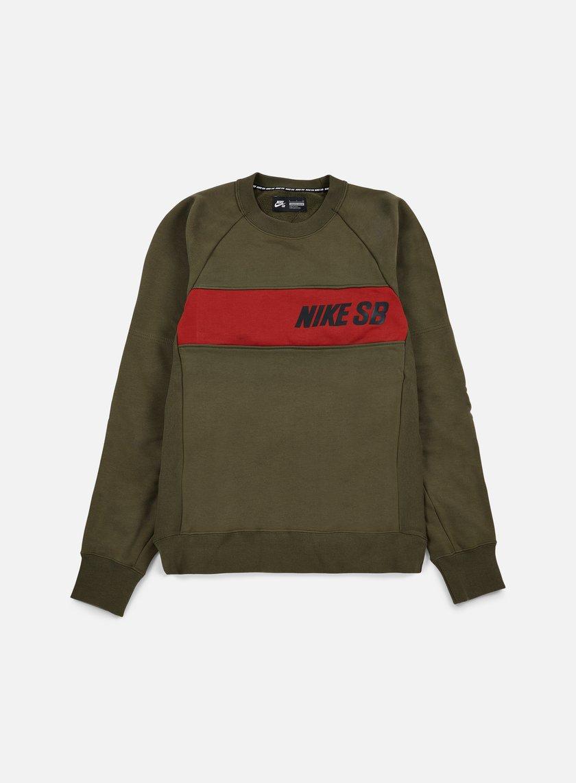 0098da2ef415 NIKE SB Everett Graphic Crewneck € 35 Crewneck Sweatshirts ...