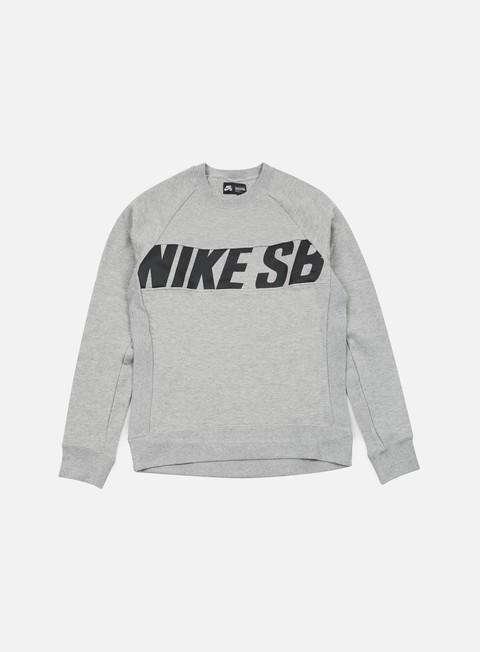 Felpe Girocollo Nike SB Everett Motion Crewneck