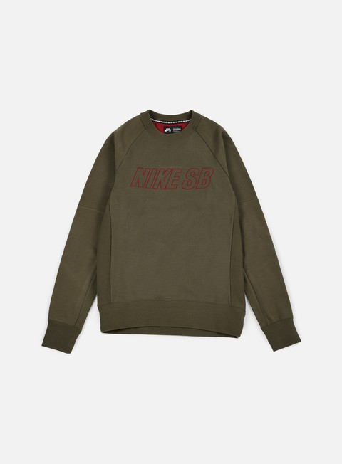 Crewneck Sweatshirts Nike SB Everett Reveal Crewneck