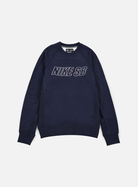 Outlet e Saldi Felpe Girocollo Nike SB Everett Reveal Crewneck