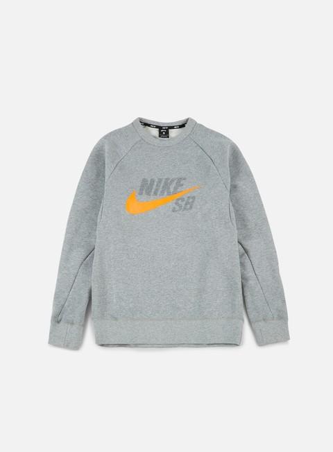 Felpe Girocollo Nike SB GFX Icon Crewneck