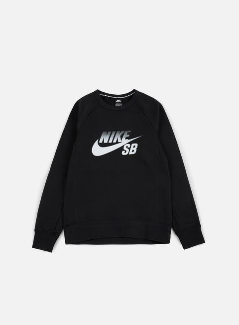 Outlet e Saldi Felpe Girocollo Nike SB Icon Fade Crewneck