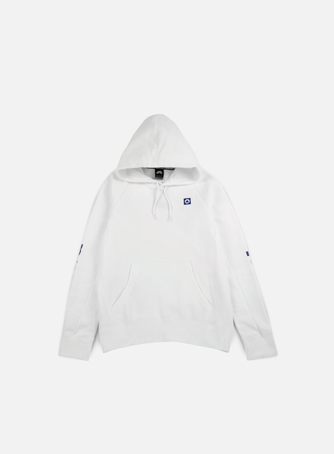 felpe nike sb icon geo hoodie white deep night