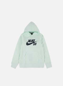 Nike SB - Icon Hoodie, Barely Green/Obsidian