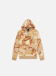 Nike SB - Icon Hoodie, Desert Ore/Parachute Beige/Ale Brown