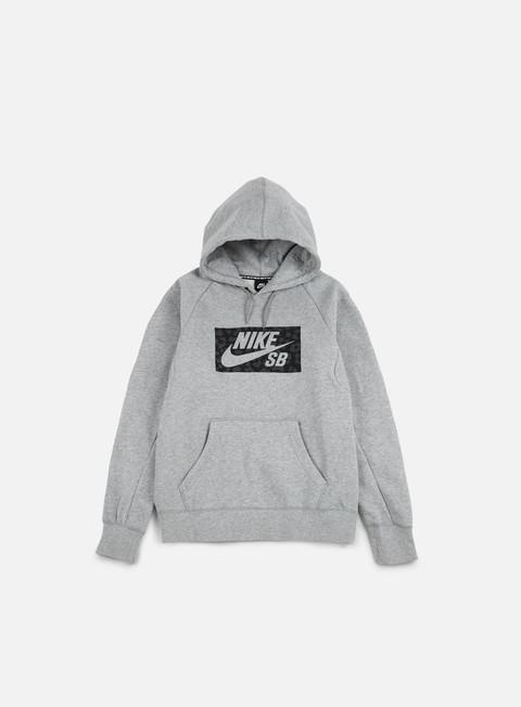 Felpe con Cappuccio Nike SB Icon Spots Hoodie