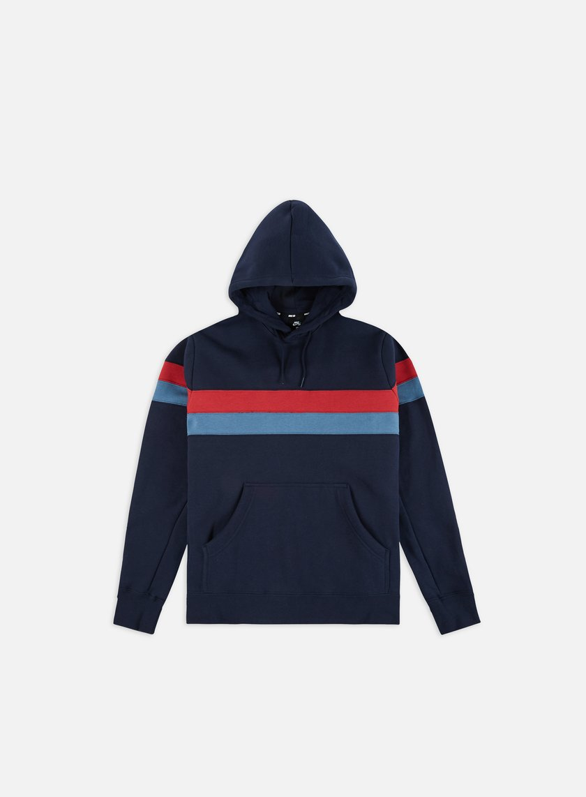 sale retailer 1e550 44610 Nike SB Icon Stripes Hoodie