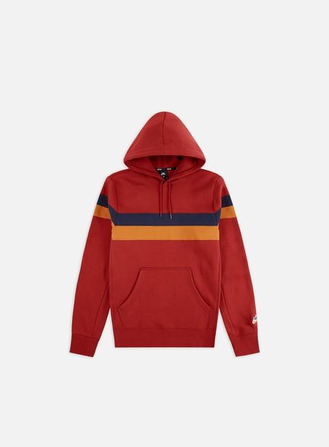 Outlet e Saldi Felpe con Cappuccio Nike SB Icon Stripes Hoodie