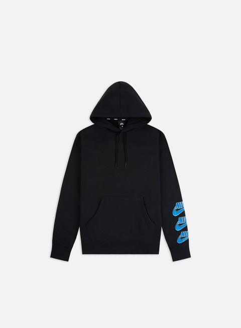 Hooded Sweatshirts Nike SB Icon Triple Stack Hoodie