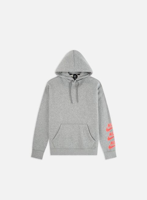 Logo Sweatshirts Nike SB Icon Triple Stack Hoodie
