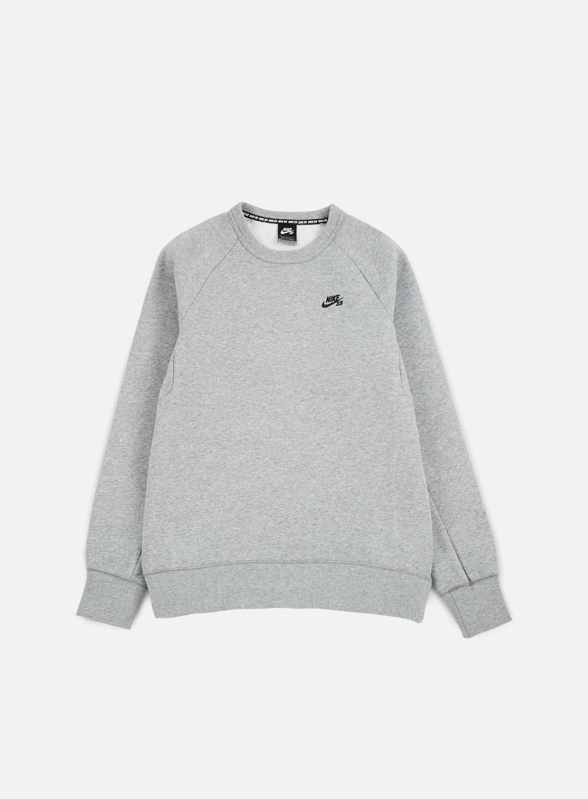Nike Sb Sb Icon Crewneck 17 Crewneck Sweatshirts Graffitishop