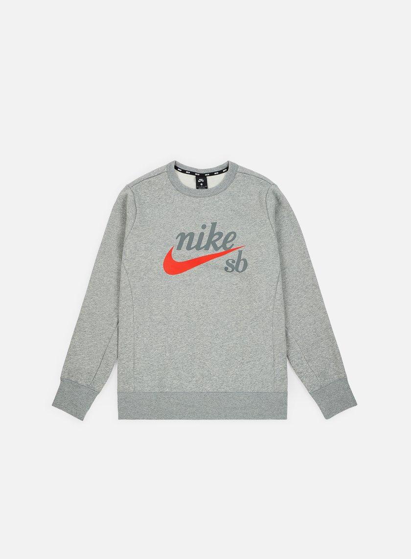 Nike SB Top Icon Craft Crewneck