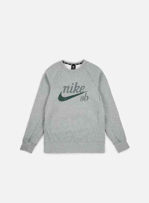 Outlet e Saldi Felpe Girocollo Nike SB Top Icon GFX Heritage Crewneck