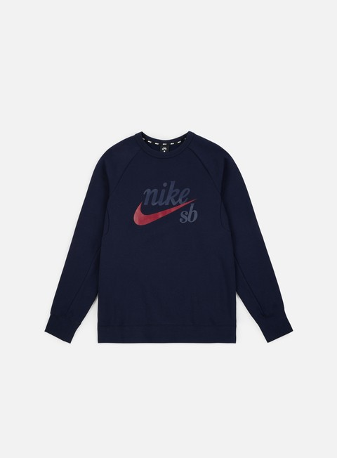 Nike SB Top Icon GFX Heritage Crewneck