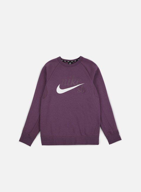 Felpe Girocollo Nike SB Top Icon GFX Heritage Crewneck