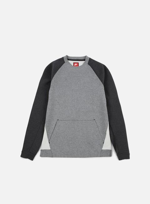 Basic sweatshirt Nike Tech Fleece LS Crewneck