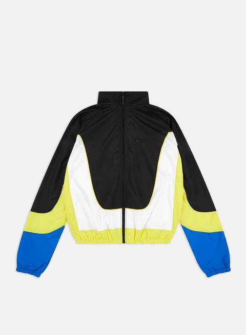 Track Top Nike Throwback Jacket