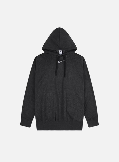 Basic sweatshirt Nike WMNS NSW Collection Essentials Easy Fleece Hoodie