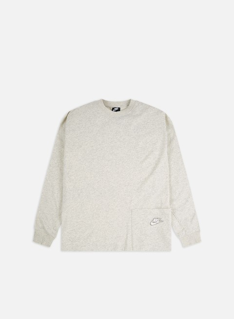 Crewneck Sweatshirts Nike WMNS NSW Earth Day FT Crewneck