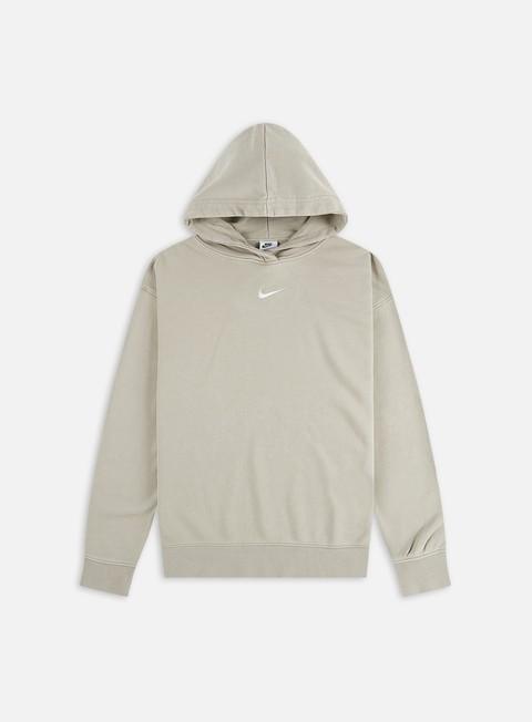 Basic sweatshirt Nike WMNS NSW Essential Collection Fleece Hoodie