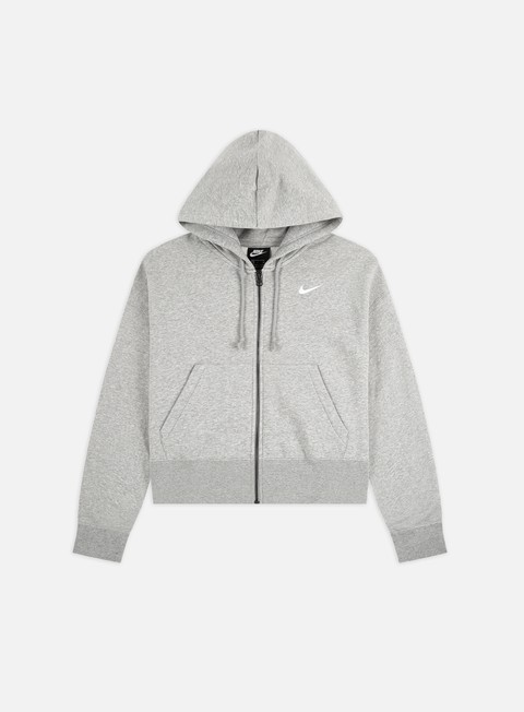 Nike WMNS NSW Fleece Trend Full Zip Hoodie