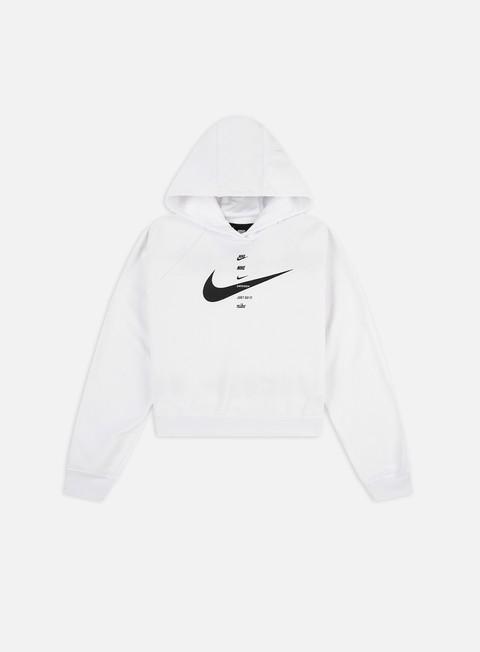 Hooded Sweatshirts Nike WMNS NSW Swoosh BB Fleece Hoodie