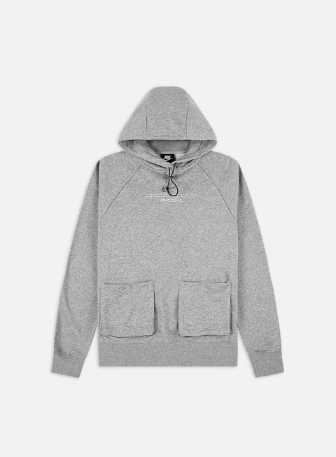 Hooded Sweatshirts Nike WMNS NSW Swoosh FT Hoodie