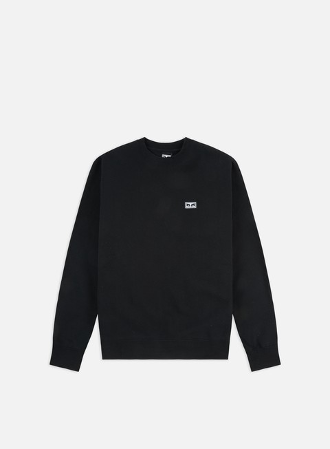 Crewneck Sweatshirts Obey All Eyez II Essential Crewneck