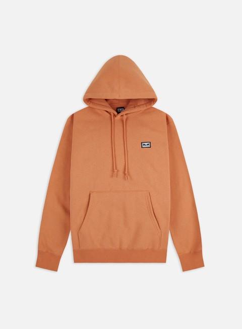 Hooded Sweatshirts Obey All Eyez II Speciality Fleece Hoodie