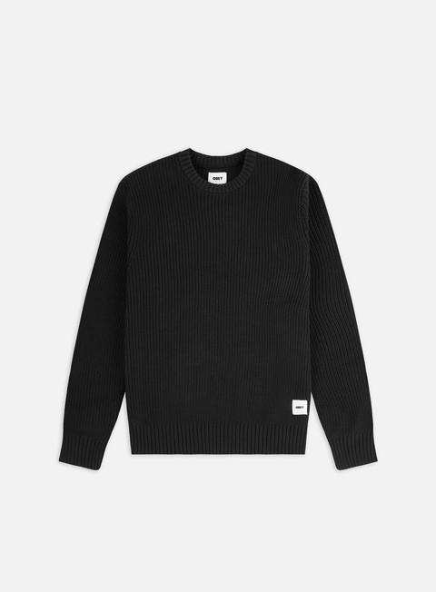 Outlet e Saldi Maglioni e Pile Obey Bold Label Organic Sweater