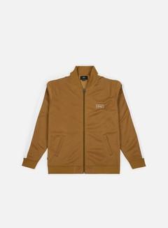 Obey - Borstal Track Jacket, Tapenade