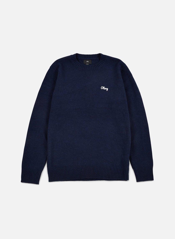 Obey - Camden Sweater, Indigo