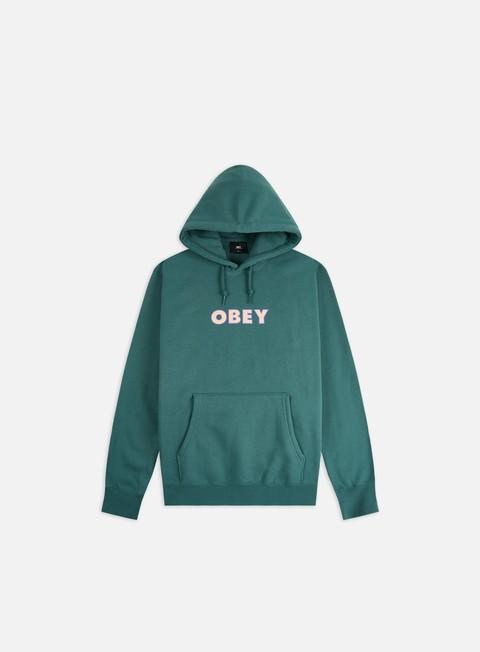 Felpe Logo Obey Chelsea Premium Hoodie