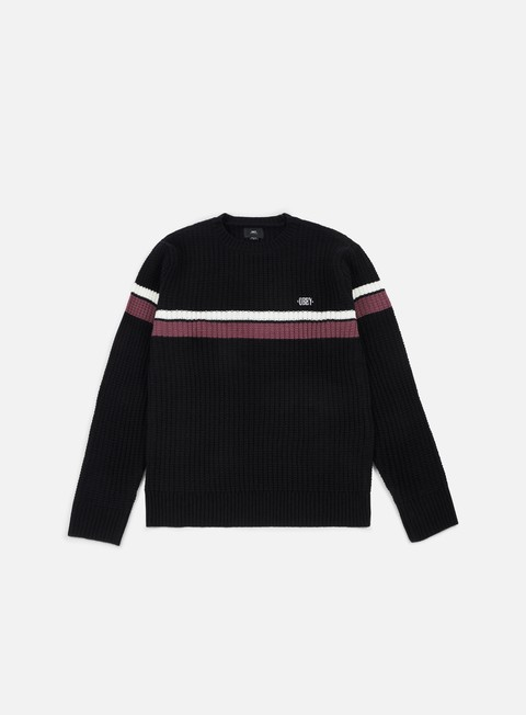 felpe obey cheyne sweater black multi