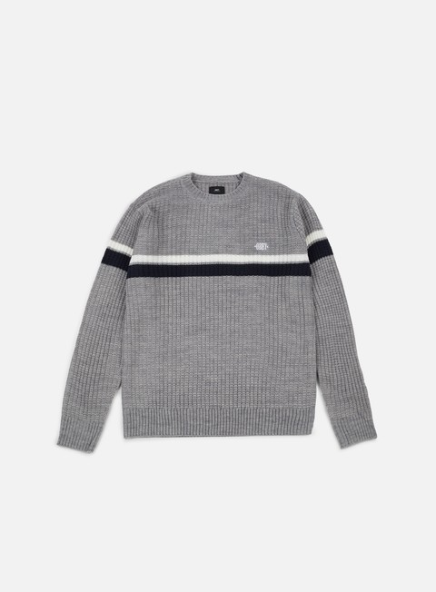 felpe obey cheyne sweater grey multi