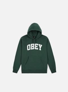 Obey - Collegiate Hoodie, Alpine